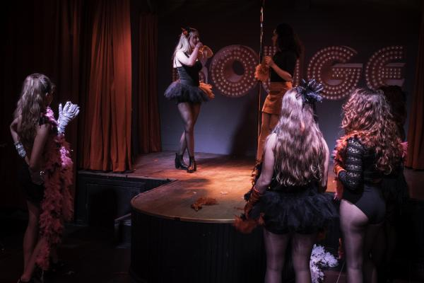 Burlesque Workshop in Mechelen